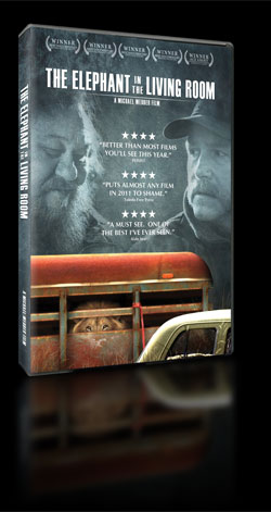 The Elephant In The Living Room A Michael Webber Film Buy Dvd
